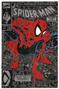 Spiderman-1-cover-Brooklyn-Comic-Shop