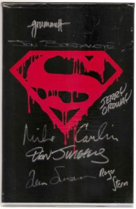 Superman-75-Sealed-signed-Dan-Jurgens-Brooklyn-Comic-Shop