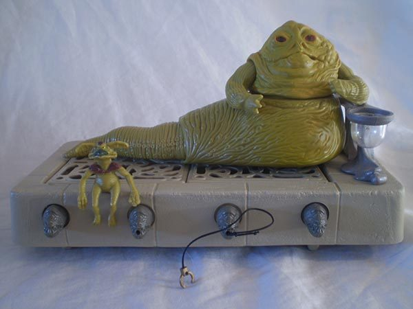 Star Wars: Return of the Jedi (1983 series) Jabba the Hutt