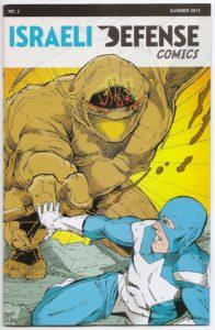 Israeli-Defense-Comics-#-02-cover-Brooklyn-Comic-Shop-Joshua-Stulman-1