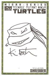 TMNT-Original-Sketch--Kevin-Eastman-Brooklyn-Comic-Shop-Joshua-Stulman