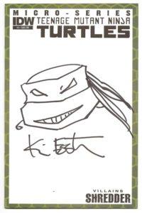 TMNT-Original-Sketch--Kevin-Eastman-Brooklyn-Comic-Shop-Joshua-Stulman