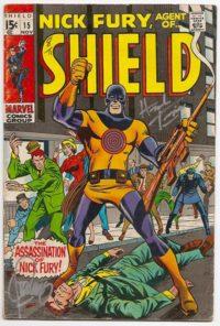 Nick-Fury-Shield-15-Signed-Brooklyn-Comic-Shop-Joshua-Stulman