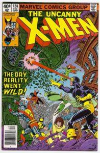 Uncanny X-Men # 128