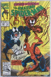 Amazing-Spiderman-362-Signed-Brooklyn-Comic-Shop