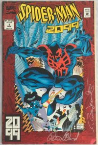 Spiderman-2099-Signed-Brooklyn-Comic-Shop