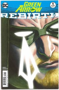 Green-Arrow-DC-Rebirth-1-Brooklyn-Comic-Shop