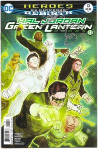 Hal-Jordan-and-the-Green-Lantern-Corp-13-sketch-SIGNED-V-Ken-Marion-Brooklyn-Comic-Shop