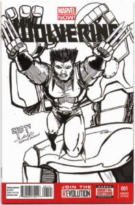 Wolverine-Original-Artwork-Brooklyn-Comic-Shop-Joshua-Stulman
