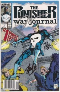 Punisher-War-Journal-Signed-Stan-Lee-Brooklyn-Comic-Shop-Joshua-Stulman