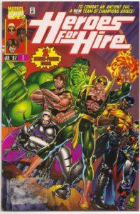 Heroes-For-Hire-1-Defenders-Brooklyn-Comic-Shop-Joshua-Stulman