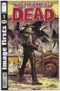 Walking-Dead-signed-Tony-Moore-Brooklyn-Comic-Shop