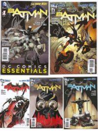 Batman-New-52-Set-Brooklyn-Comic-Shop