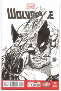 Wolverine-Sketch-Cover-SIGNED-Brooklyn-Comic-Shop