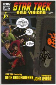 John-Byrne-SIGNED-Star-Treck-Brooklyn-Comic-Shop