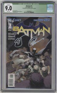 CGC-Batman-New-52-1-Signature-Brooklyn-Comic-Shop