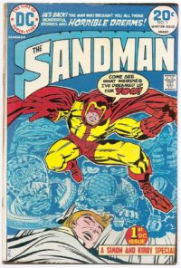 Sandman-1-Brooklyn-Comic-Shop