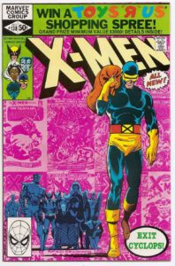 X-Men-Uncanny-138-Brooklyn-Comic-Shop