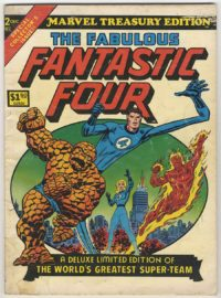 Fantastic-Four-Treasury-Brooklyn-Comic-Shop
