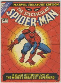 Spider-Man-Treasury-Brooklyn-Comic-Shop