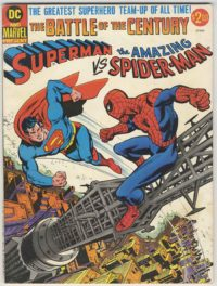 Spider-Man-vs-Superman-Brooklyn-Comic-Shop