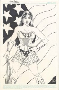 Wonder-Woman-Original-Artwork-Brooklyn-Comic-Shop
