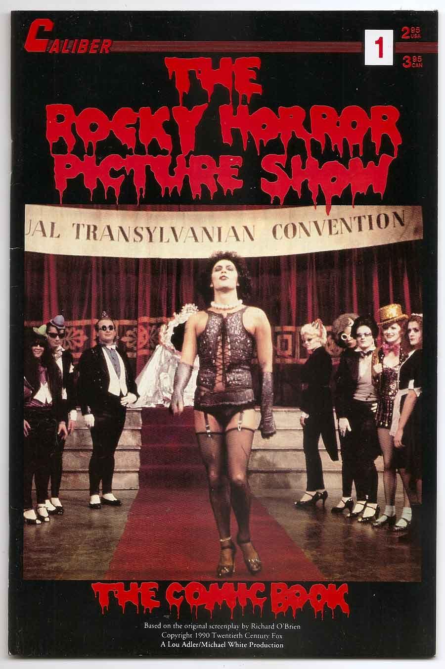 Rocky horror picture show the comic book brooklyn comic shop jpg 900x1352 Rocky  horror book