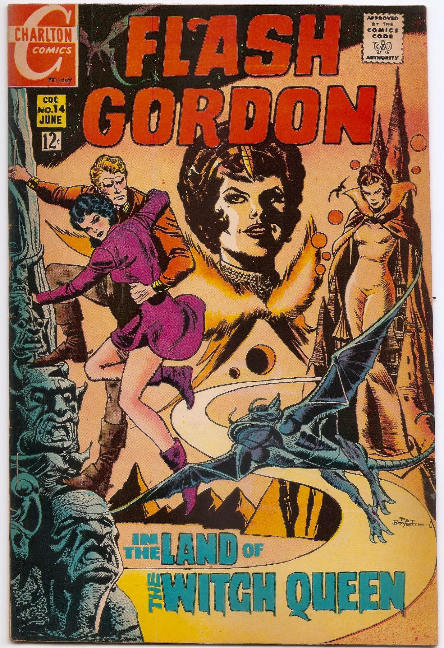 Vos BD préférées Flash-Gordon-14-Brooklyn-Comic-Shop.jpg