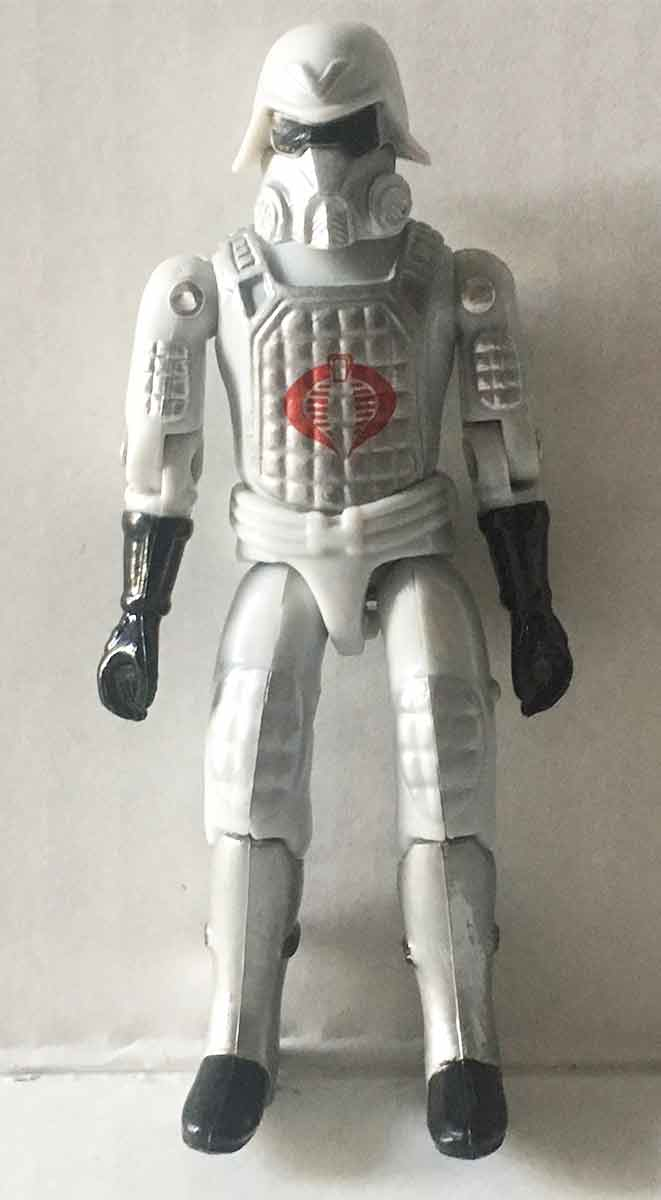 GI Joe Black Major Cobra de ACO