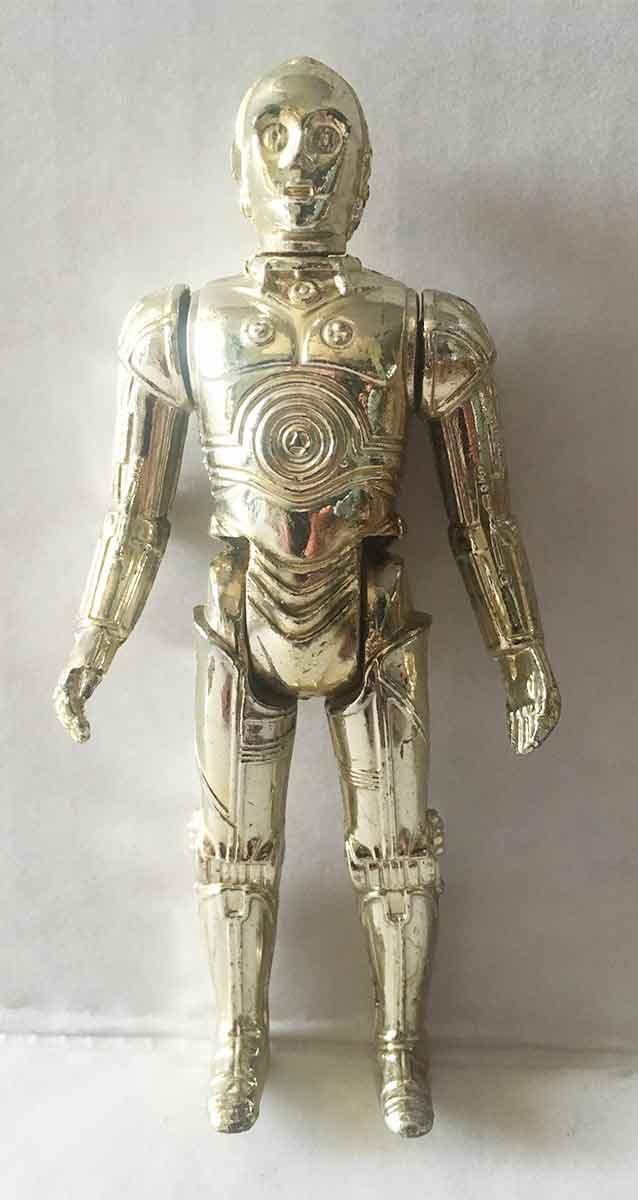 Jay Franco Star Wars C-3PO Foam Bath Mat